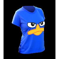 Camiseta Baby Look Personalizada em Algodão - Silk